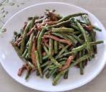 四季豆牛 Beef w. String Bean