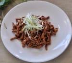 京醬肉絲 Shredded Pork in Peking Sauce