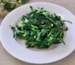 清炒豆苗 Sautéed Snow Pea Leaves Image