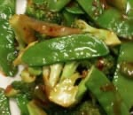 魚香三素 Three Green Vegetable in Garlic Sauce Image
