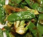 魚香三素 Three Green Vegetable in Garlic Sauce Image