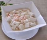 蝦仁豆腐 Baby Shrimp w. Tofu