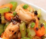 豆豉蝦 Prawn w. Black Bean Sauce Image