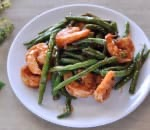 四季豆蝦 Prawn w. String Bean Image