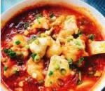 豆花魚片 Sliced Flounder Fish w. Tofu Pudding Image
