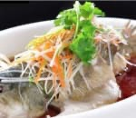 清蒸全魚 Steamed Whole Fish