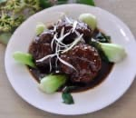 红烧狮子头 Braised Meatball w. Chef's Sp. Sauce