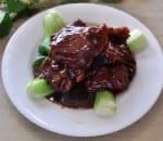 无锡排骨 Stewed Pork Ribs w. Chef's Sp. Sauce Image