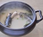 游水鲈鱼萝卜丝豆腐汤 Live Stripe Bass Soup Image