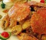 Sauteed Rice Cake w. Fresh Carb & Salted Egg Yolk Image