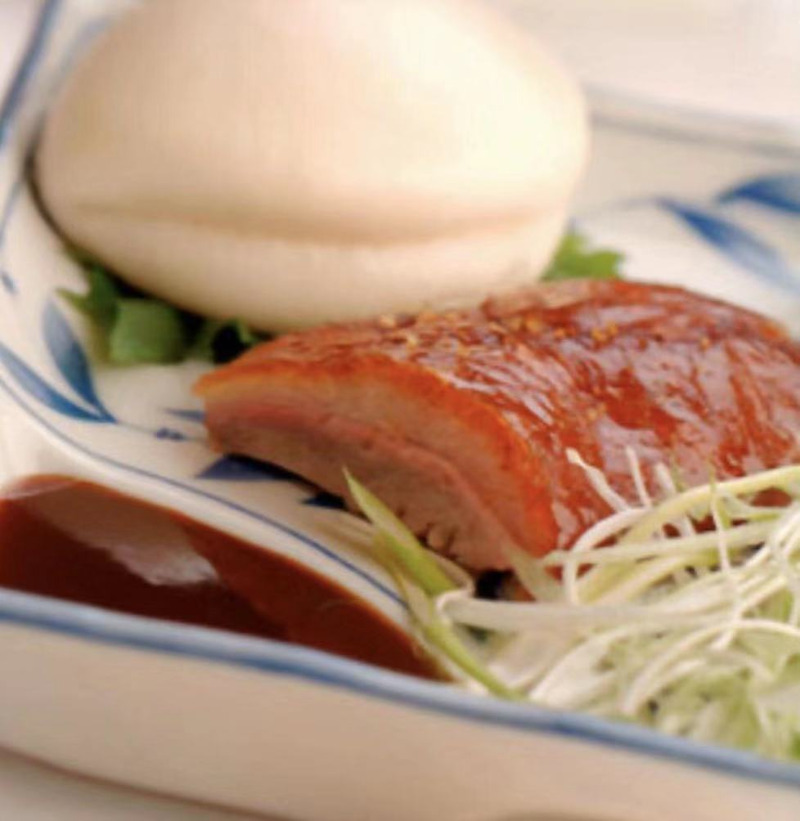 Roast Duck Bun App