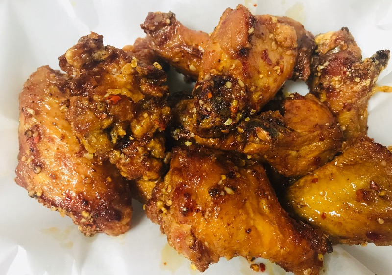 Chef's Special Hot Wings Image