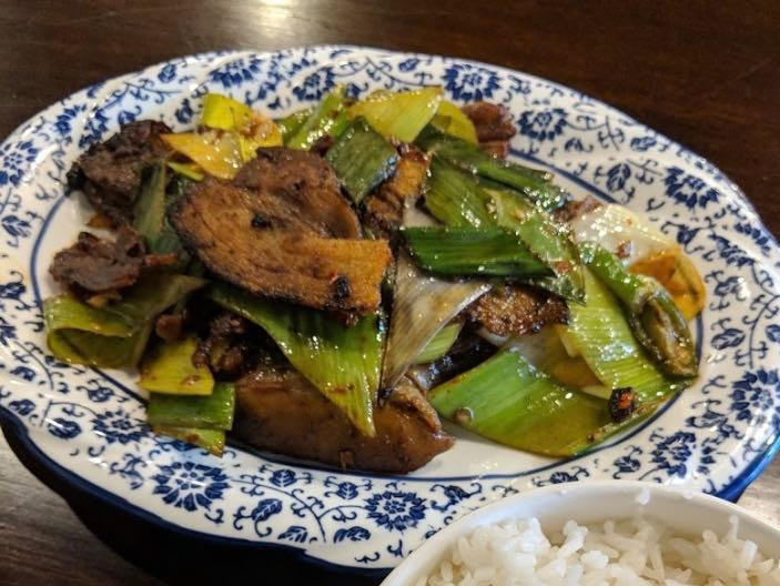72. Double Cooked Pork 回锅肉 Image
