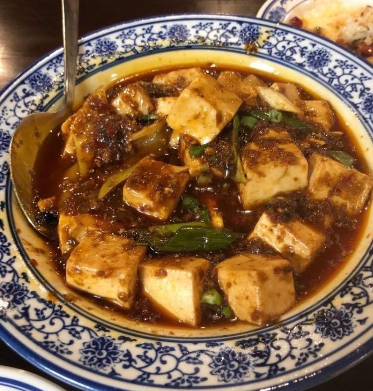 91. Mapo Tofu 麻婆豆腐 Image