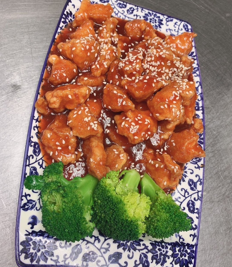 93. Sesame Chicken 芝麻鸡