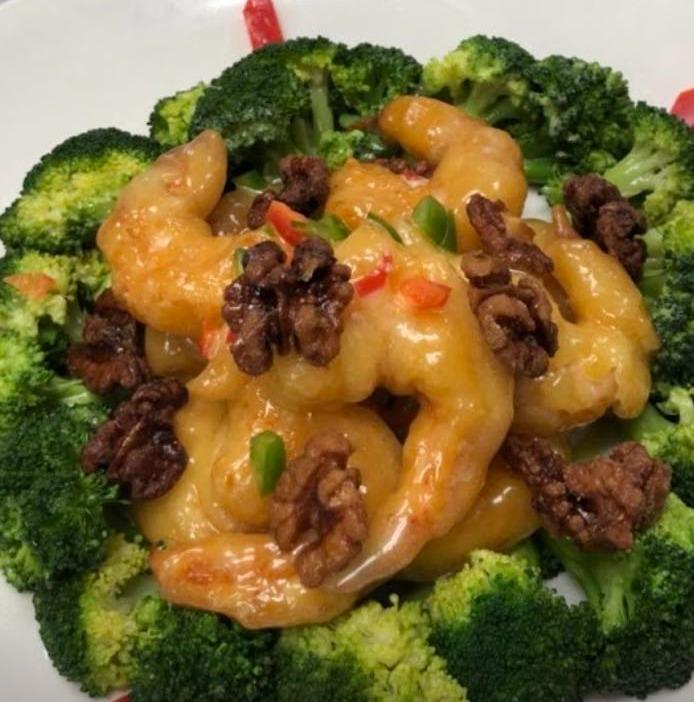 134. Juice Jumbo Shrimp 果汁大虾 Image