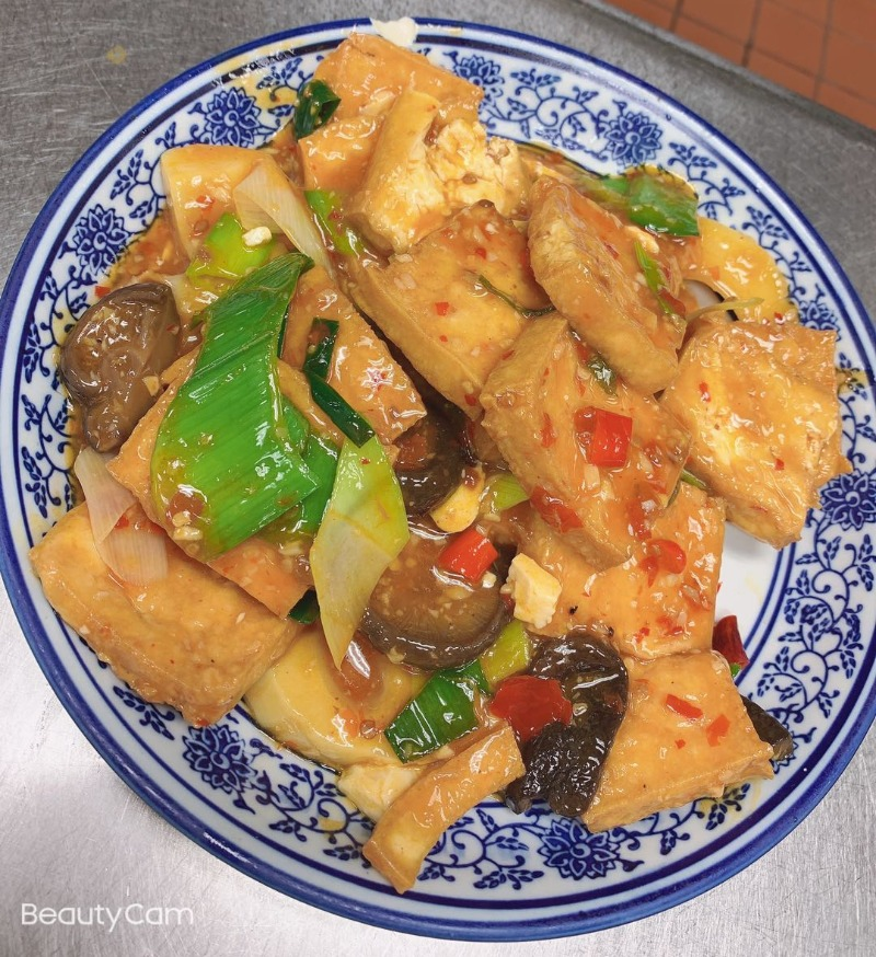 66. Home Style Tofu 家常豆腐 Image