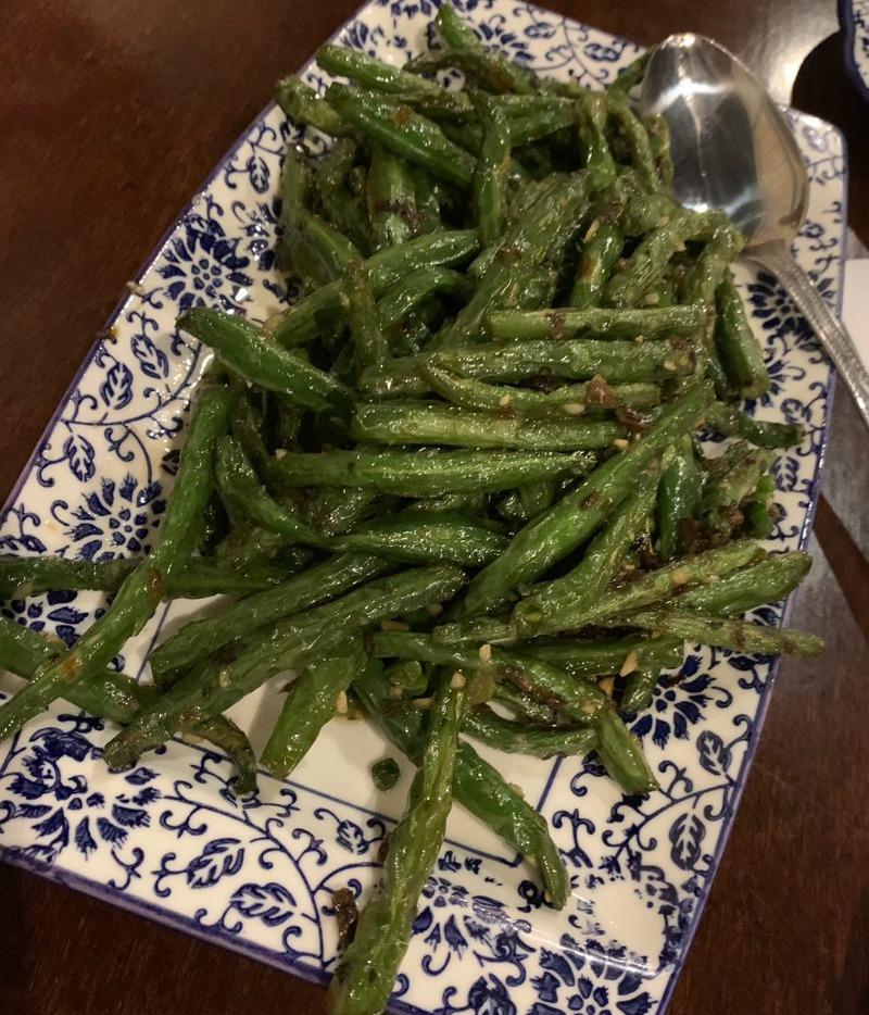 59. Dry Sauteed Green Beans 干煸四季豆 Image