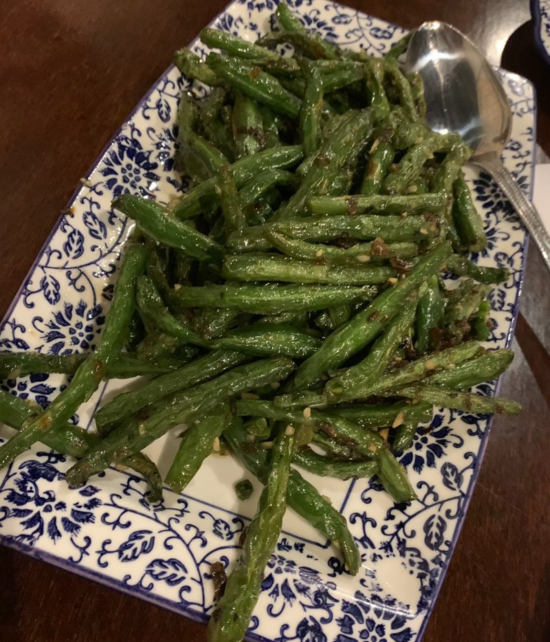 59. Dry Sauteed Green Beans 干煸四季豆 Image
