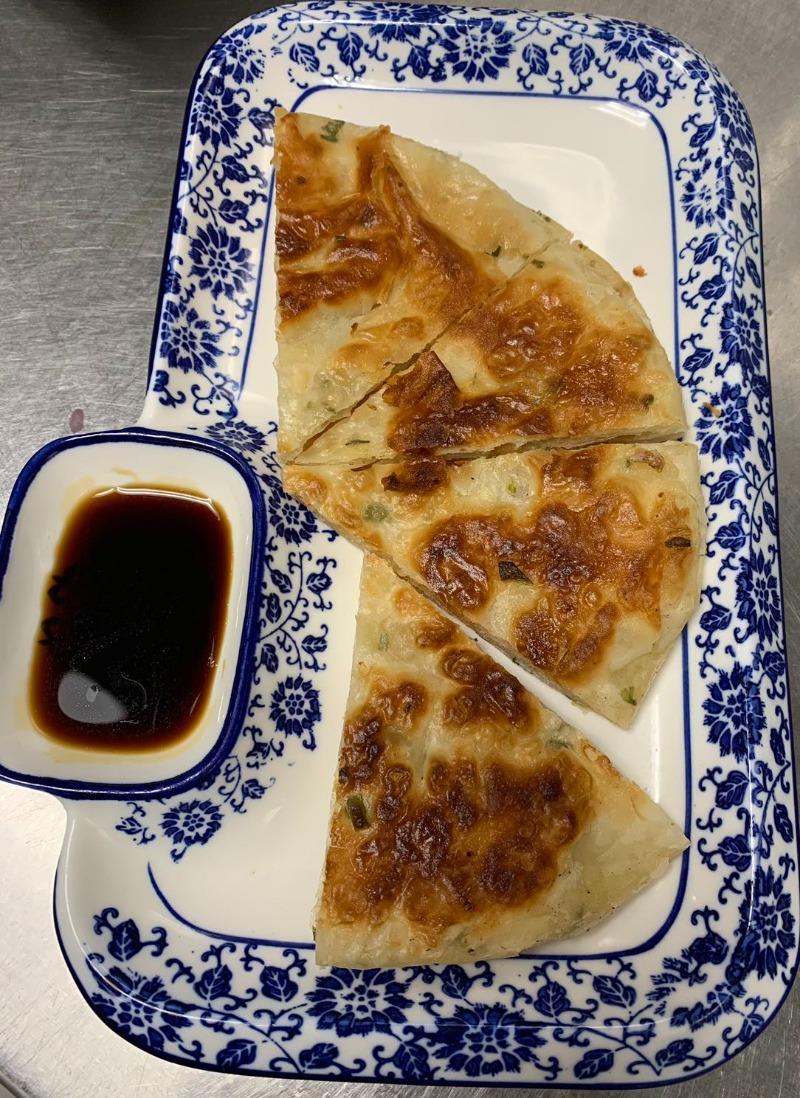 21. Scallion Pancake 葱油饼