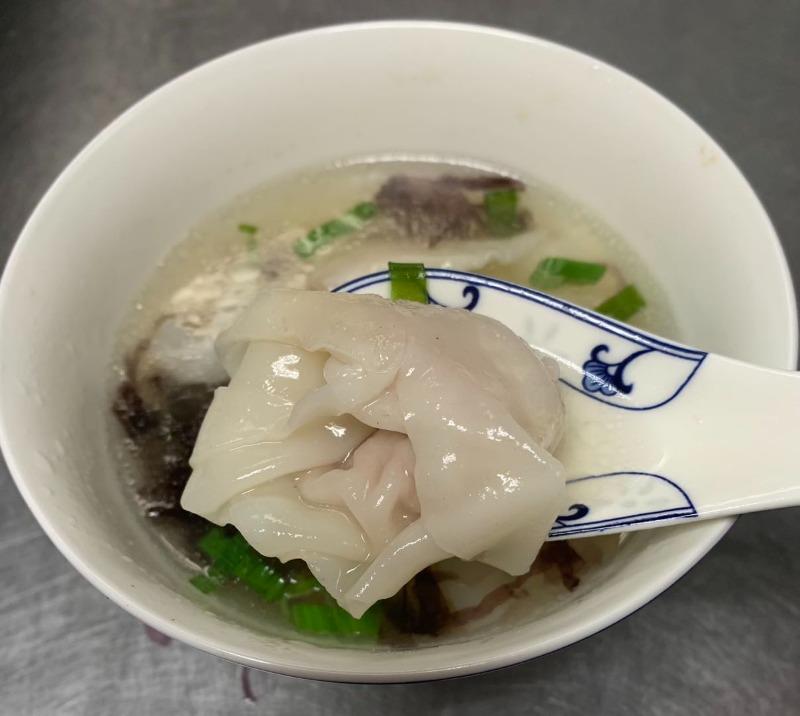 13. Wonton in Clear Soup 清汤抄手 Image
