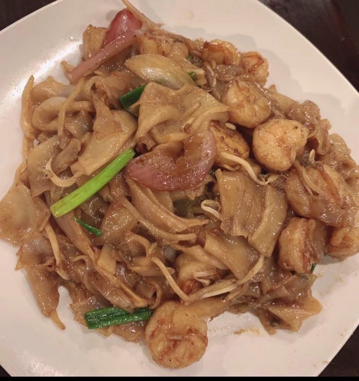 49. Shrimp Ho Fun 虾河粉 Image