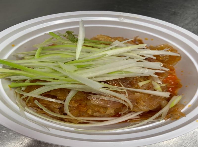 4. Beef Tendon Spicy Chili 麻辣牛筋