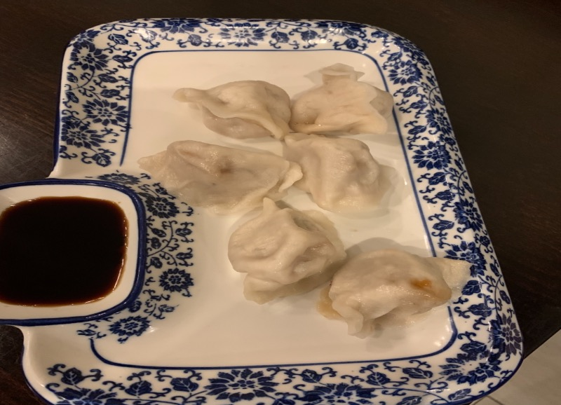 19. Dumpling Steam (6 Pcs) 水饺 Image