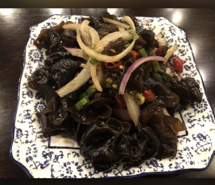 5. Mountain Pepper Fungus 山椒木耳 Image