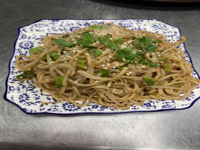 24. Szechuan Cold Noodle 芝麻凉面