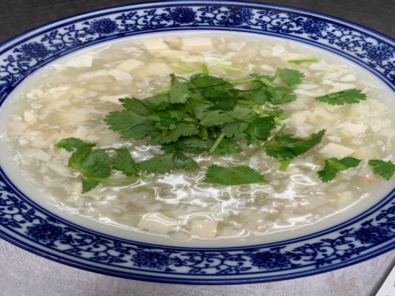 32. West Lake Beef Chowder 西湖牛肉羹 Image