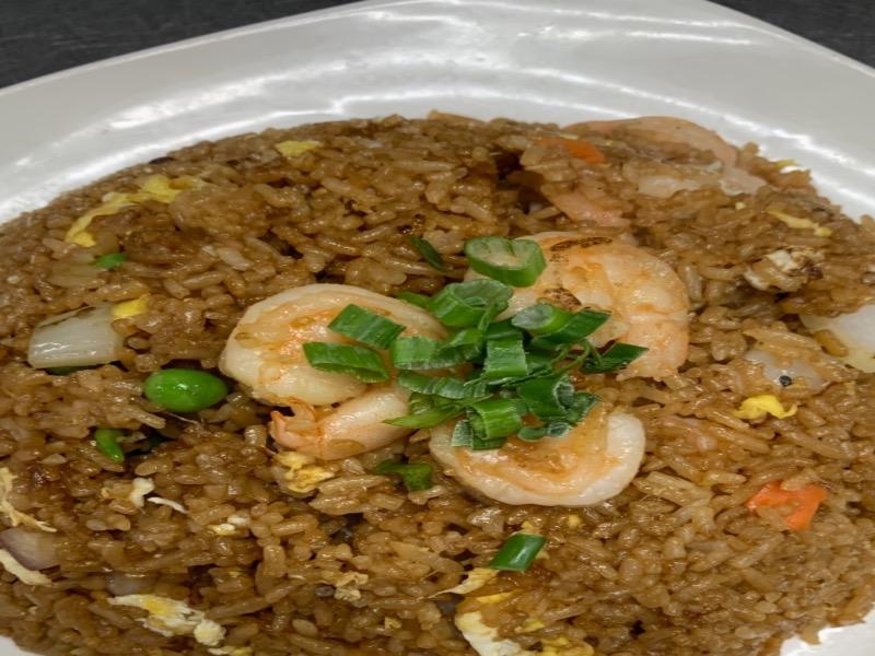 38. Baby Shrimp Fried Rice 虾仁炒饭