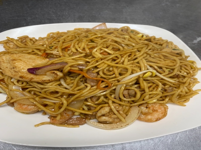 45. House Lo Mein 本楼捞面 Image