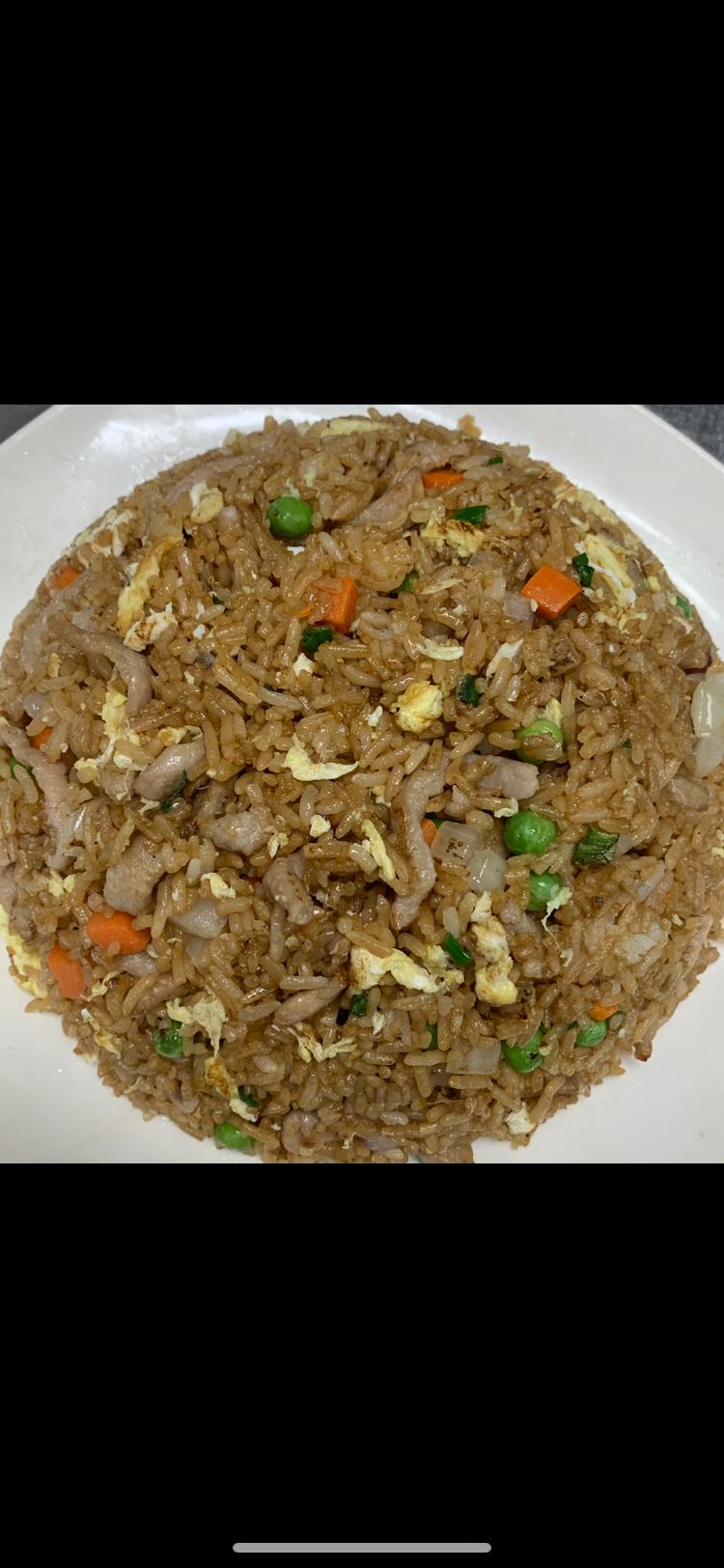Shredded Pork Fried Rice 猪肉丝炒饭 Image