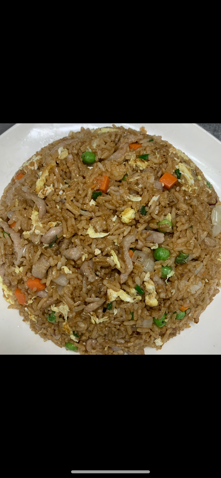 Shredded Pork Fried Rice 猪肉丝炒饭 Image