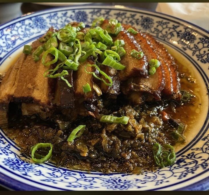 82. Spicy Braised Pork Belly 四川扣肉 Image
