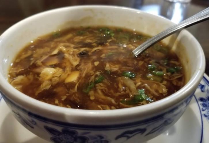 24. Hot Sour Soup 酸辣汤