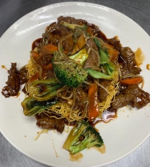 108. Mongolian Beef 蒙古牛肉