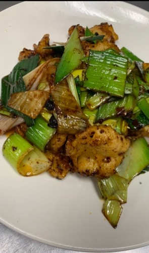135. Double Cooked Fish 回锅鱼 Image