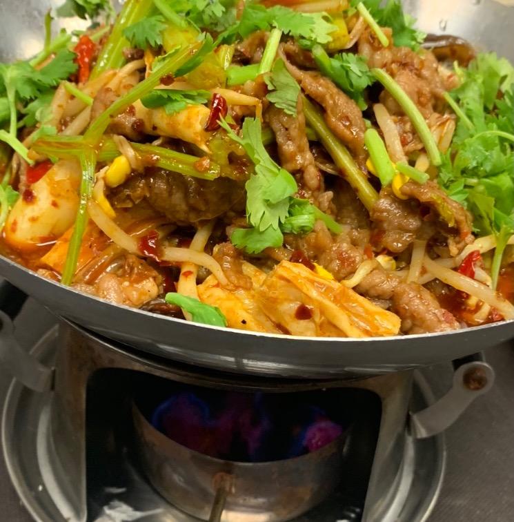 S2. Dry Pot Beef 干锅牛肉
