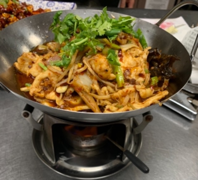 S19. Dry Pot Chicken 干锅鸡 Image