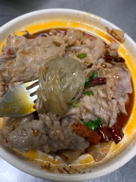 S23. Clay Pot Beef 粉丝肥牛砂锅