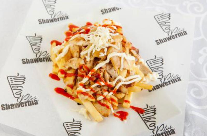 Chicken Shawarma Poutine Image