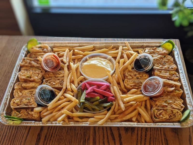 Veal & Chicken Mix Platter Image