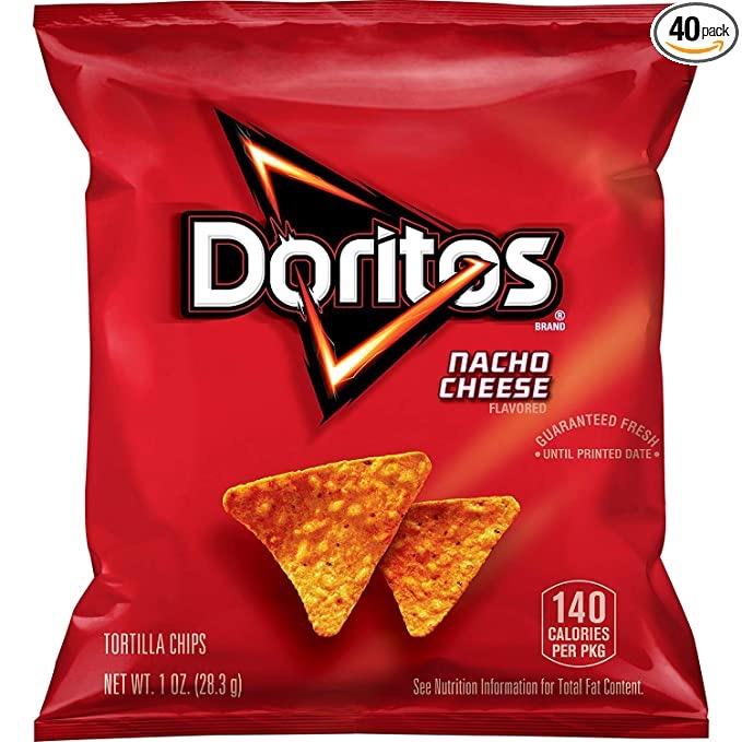 Doritos Nacho Cheese Image
