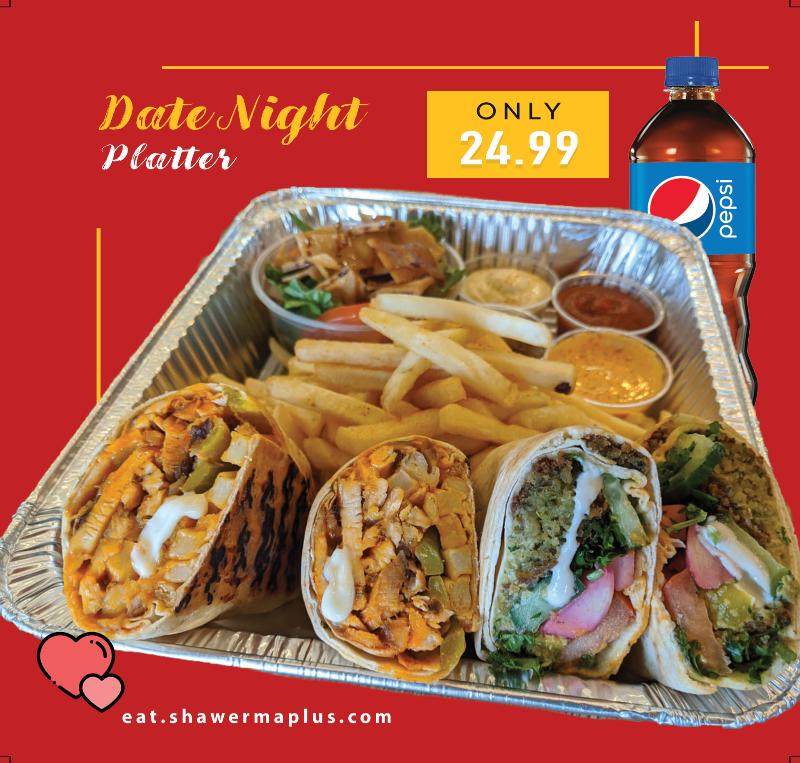 Date Night Platter Image