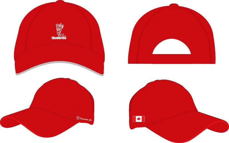 SP Hat/Cap - Support Shawerma Plus Image