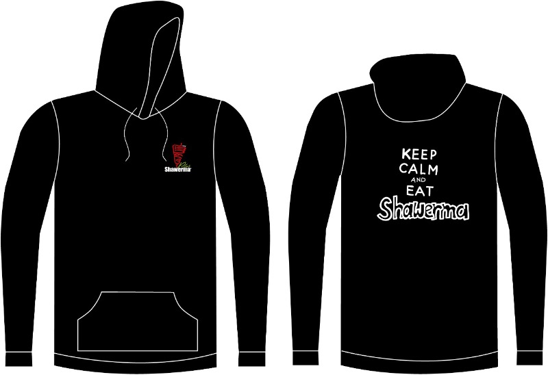 SP Hoodie - Support Shawerma Plus Image