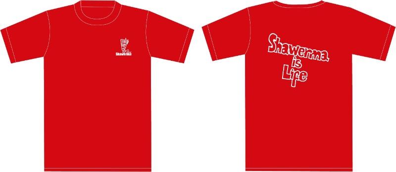 SP T-Shirt - Support Shawerma Plus Image
