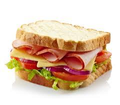 Ham Sandwich Image